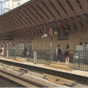東京都・私鉄駅コンコース